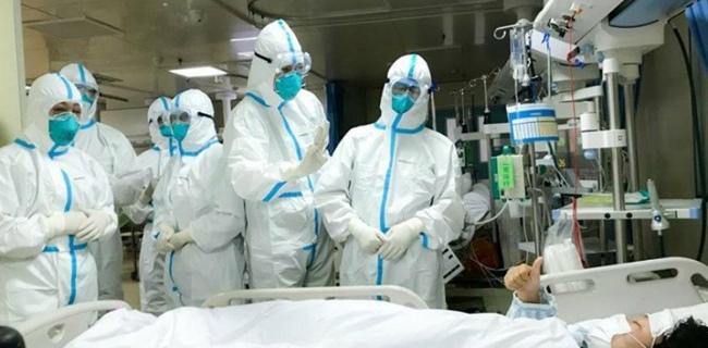 Jubir Corona Jelaskan Demi Bisnis Ada Rumah Sakit Yang Tolak PDP Corona, Deddy Corbuzier Sampai Kaget