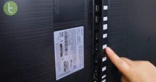 SAMSUNG Q80T TV: