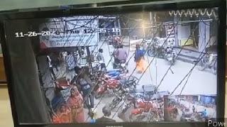 नवगछिया में बैंक के सामने से चोरो ने उड़ाया बाइक, प्राथमिकी दर्ज
