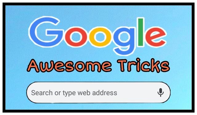 New Cool Google Search Tricks  |  Hidden Google Tricks