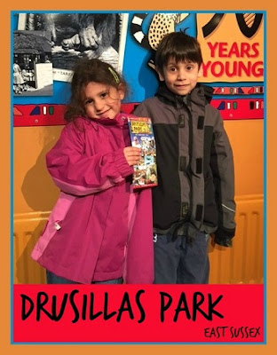 Drusillas Park, East Sussex review