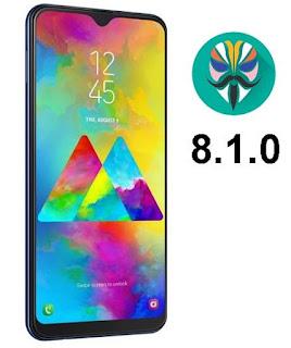 طريقة عمل روت لجهاز Galaxy M20 SM-M205FN اصدار 8.1.0