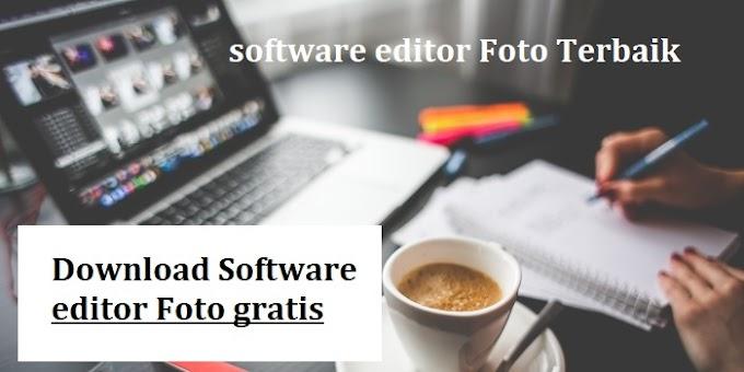 5 Aplikasi Edit Photo PC/Laptop Terbaik Gratis