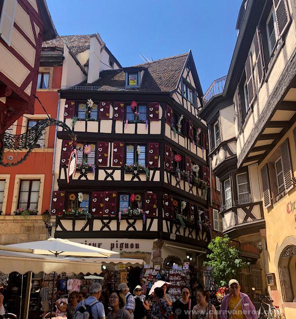 Rincones de Colmar | Alsacia y Selva Negra en autocaravana