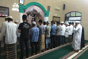 Gelorakan Sholat Subuh Berjamaah, Kapolrestabes Medan Ajak Warga Jaga Kamtibmas