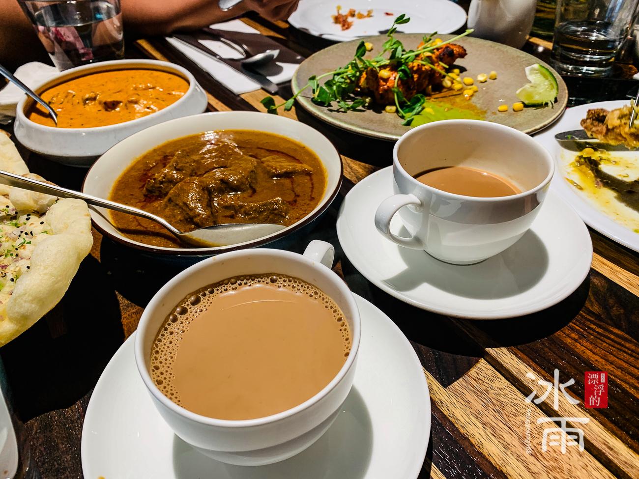 香料屋印度料理 我們的餐點