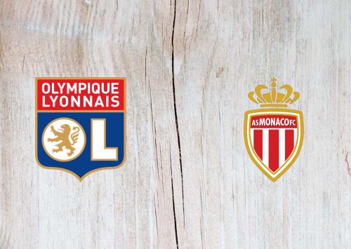 Olympique Lyonnais vs Monaco -Highlights 25 October 2020