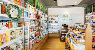 Có 15 Chương để trưng bày thị trường Cửa hàng Mỹ phẩm Bán lẻ Toàn cầu