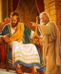 Resultado de imagen de profeta natan