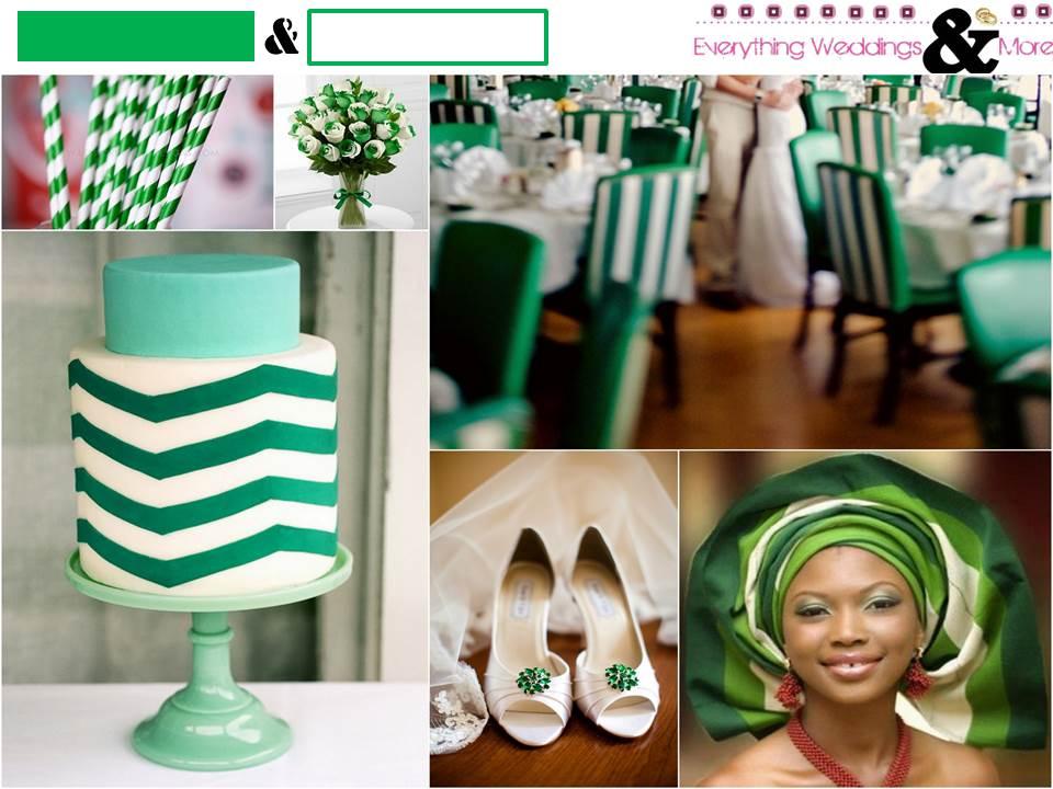 Green-White-Wedding-Inspiration