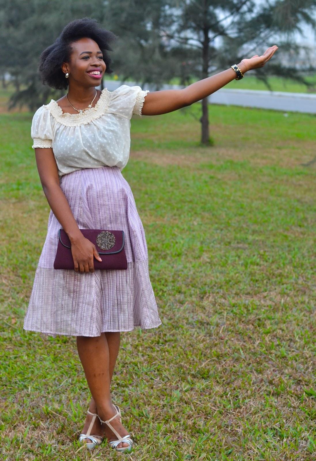 Nigerian Lifestyle Blogger Fashion Post