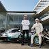 Lewis Hamilton y Valtteri Bottas abren el nuevo centro global de investigación y tecnología de PETRONAS en Turín