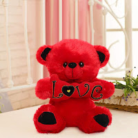 Teddy Bear Gift for Girlfriend Wife Her Girls - Teddy Bear for Valentines Day