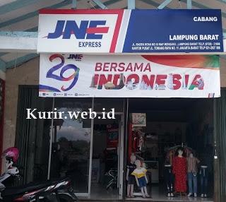 Agen JNE Express Di Lampung Barat
