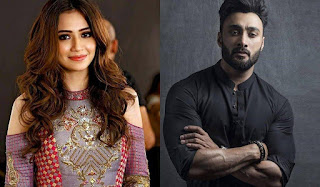 Sana Javed And Umair Jaswal Are Going To Married