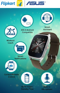 Asus Smart Watches in India