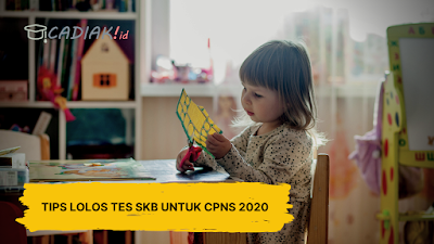 Tips Lolos Tes SKB Untuk CPNS 2020