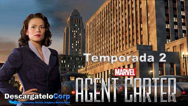Agent Carter Temporada 2 HD 720p Latino