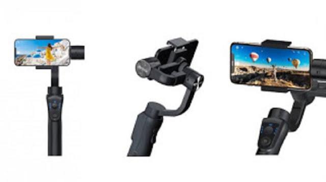 Brica B Steady, Smartphone Gimbal Andalan yang Masih Kekinian