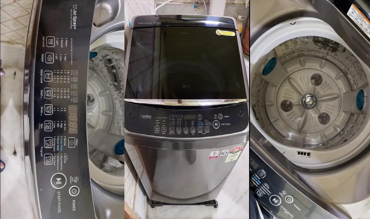 वाशिंग मशीन लोड नहीं उठा रही,