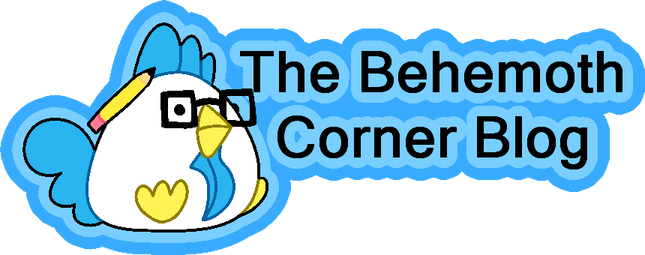 The Behemoth Corner Blog