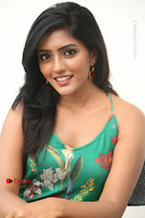 Actress Eesha Latest Pos in Green Floral Jumpsuit at Darshakudu Movie Teaser Launch .COM 0200.JPG