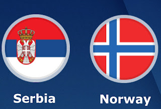 PES 2017 Stadium Norway & Serbia National Teams
