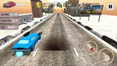 لعبة السباق و القتال Mad Death Race مهكرة للأندرويد - تحميل مباشر