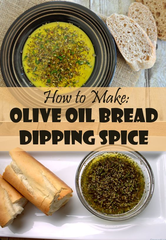 I love Italian restaurants that sprinkle that delectable spice mixture on a small plate, drizzle it with olive oil and give you with a warm, crusty loaf of Italian bread to soak up all that yumminess. I usually eat all the bread and don't have room for my dinner! Of course, The Budget Diet girl had to figure out her own Olive Oil Bread Dipping Spice Recipe, so she can enjoy her own little Italian restaurant at home. Make your own Olive Oil Bread Dipping Spice mixture, and you'll feel so fancy every time you serve Italian.
