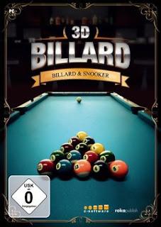 โหลดเกม PC 3D Pool Billiards and Snooker