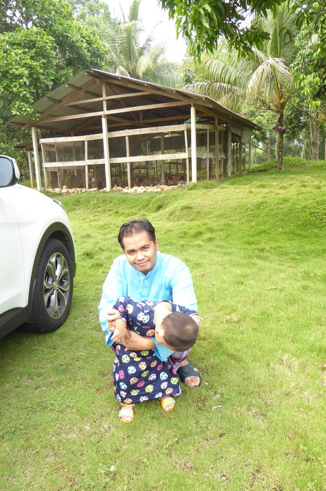 Raya Haji 2015 di kampung