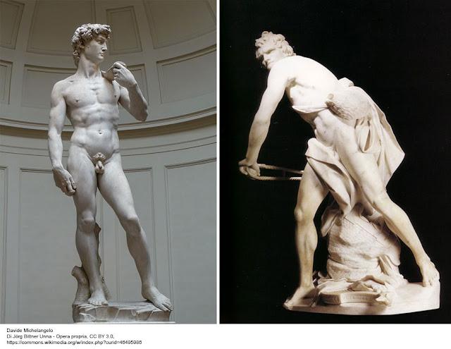 guia de turismo portugues roma davi michelangelo davi bernini - Galleria Borghese: Caravaggio e Bernini para fortes corações