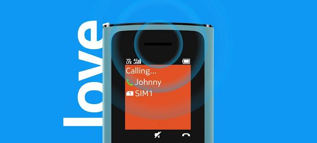 تم كشف النقاب عن Nokia 110 4G و Nokia 105 4G مع إتصال LTE متوافق مع المستقبل