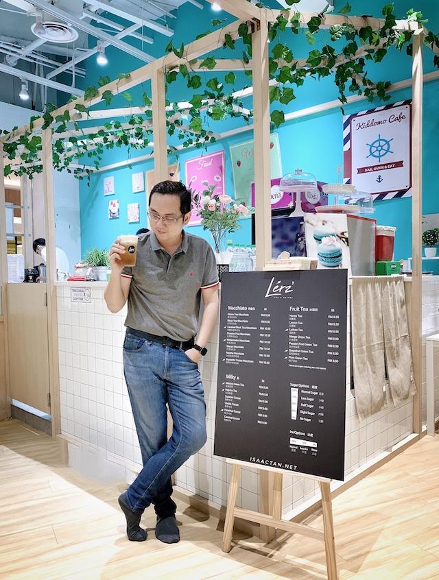 Lerz Tea & Coffee @ The Starling Mall, Damansara Uptown