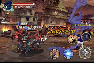 Naruto Adventure 3D Apk Mod Full Unclocked Android