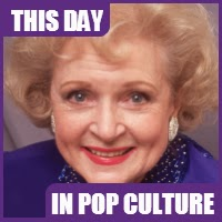 Betty White was born on January 17, 1922.