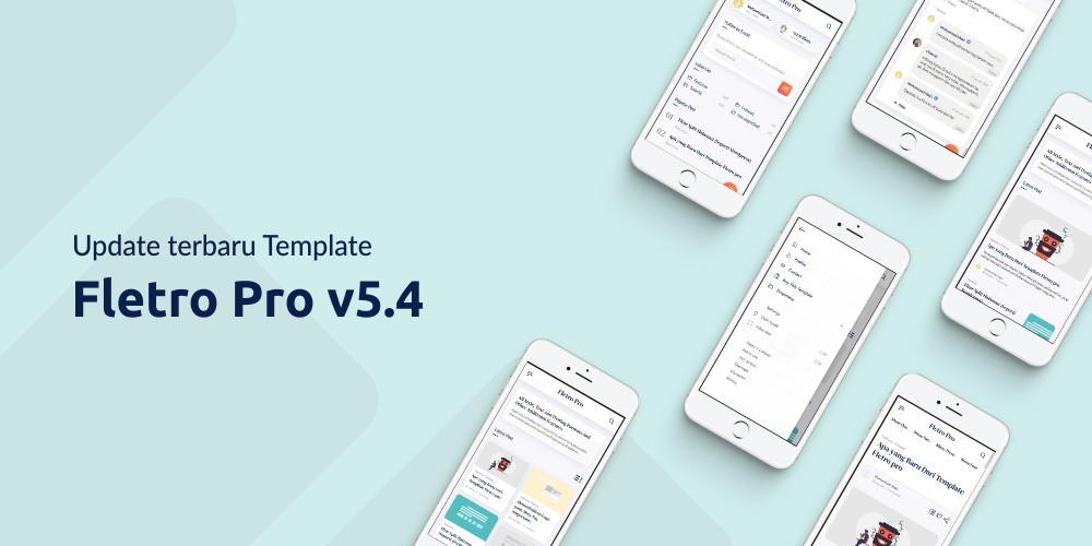 Fletro pro v5.4 Premium Blogger Template