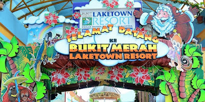 Harga Tiket Bukit Merah Laketown Waterpark Terkini 2018
