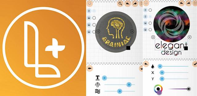 Télécharger la dernière version Logopit Plus Logo Editeur Android, la Meilleur Application création logo professionnel photos Android, la version application Logopit plus Apk
