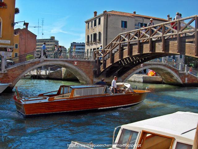 Canais e Pontes