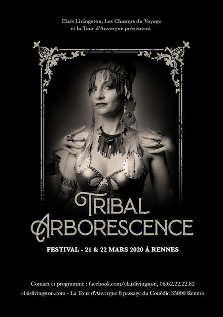 Danse, tribale, rennes, Elaïs, Livingston, tribal, fusion, festival, cours,, buto, butoh