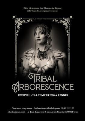 Danse, tribale, rennes, Elaïs, Livingston, tribal, fusion, festival, la tour d'auvergne, buto, butoh,