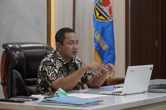 Digitalisasi Bantu Semarang Hadapi Pandemi Covid-19, Hendi: Pahami dulu Kendala yang Dihadapi Masyarakat