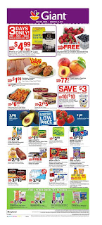 ⭐ Giant Food Ad 8/16/19 ✅ Giant Food Circular August 16 2019