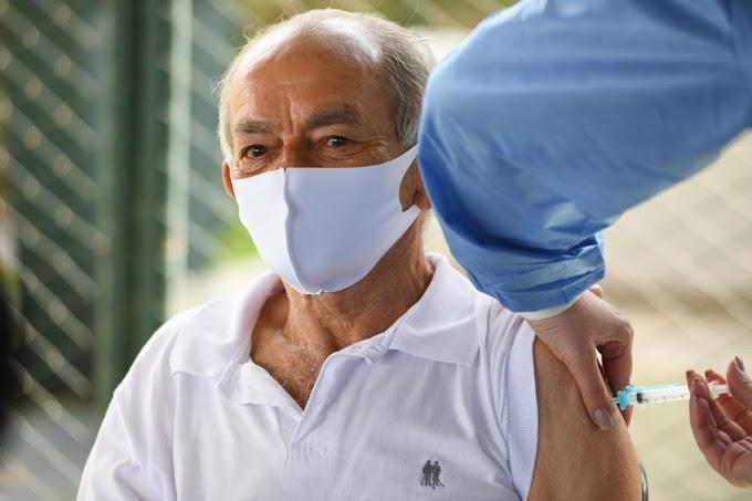 Covid-19: vacinação do grupo prioritário deve ser concluída até setembro, estima o Ministério da Saúde