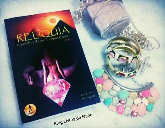 Livro Relíquia - Gustavo Drago