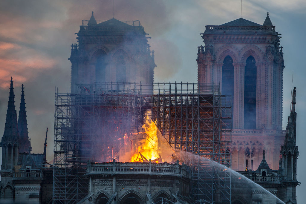 Europa: los ataques anticristianos alcanzan su punto más alto en 2019