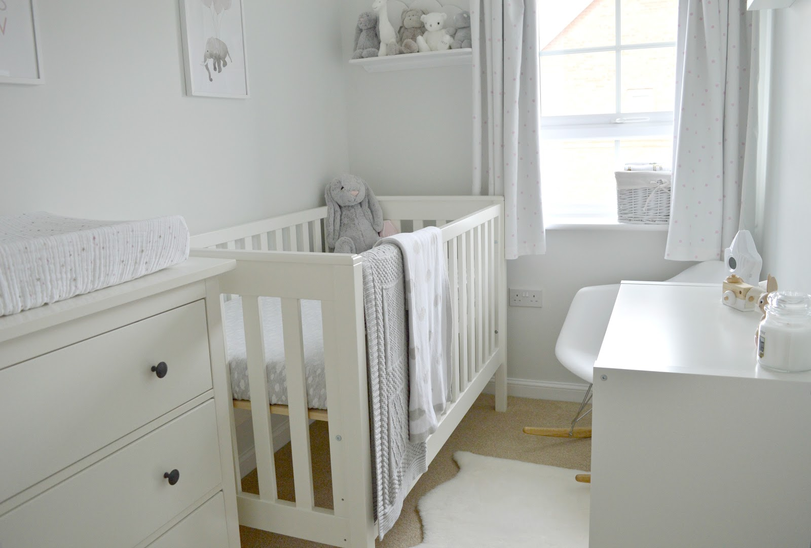 I M So Excited To Share Baby S Nursery With You All Today It Been A Work In Progress And Taken While Get Everything Right