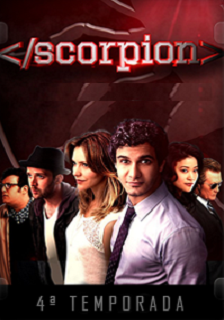 Scorpion 4ª Temporada (2017) Dublado e Legendado – Torrent Download