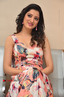 Actress Richa Panai Pos in Sleeveless Floral Long Dress at Rakshaka Batudu Movie Pre Release Function  0125.JPG